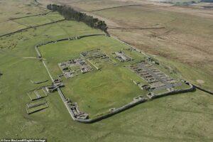 В Англии создали и открыли для всех желающих 3D-карту археологических памятников по всей стране