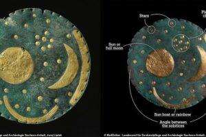 Как выглядит самая древняя звездная карта - ровесница Стоунхенджа