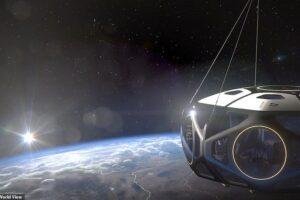 С 2024 года туристы смогут летать на воздушных шарах в стратосферу