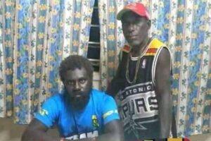 Двух моряков с Соломоновых островов, попавших в шторм, спасли после месяца в океане