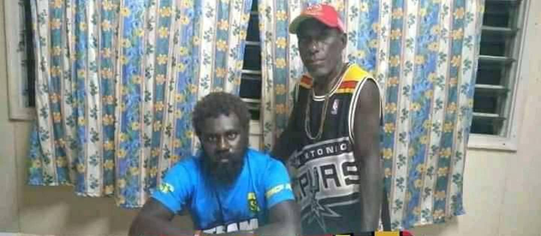 Двух моряков с Соломоновых островов, попавших в шторм, спасли после месяца в океане.Вокруг Света. Украина