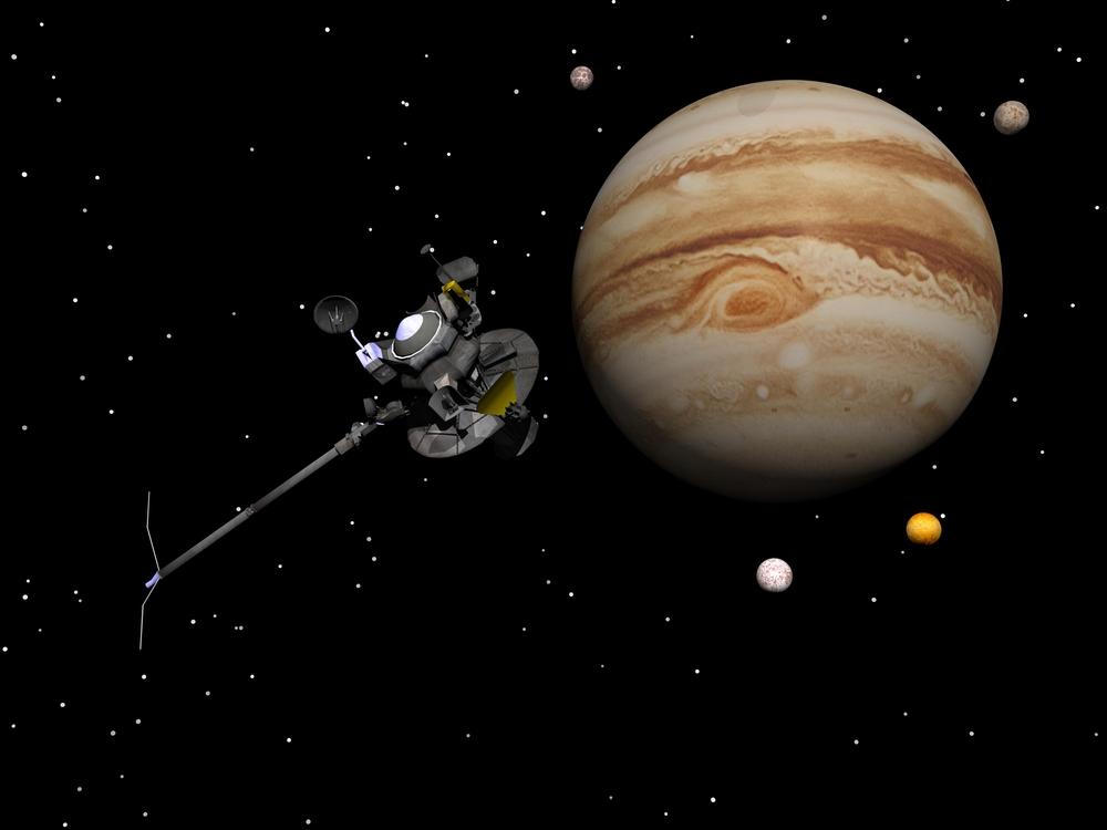 Новые данные с аппарата NASA «Юнона» помогли уточнить происхождение газовых гигантов.Вокруг Света. Украина