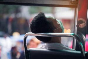 В Гонконге пустили автобус для желающих выспаться