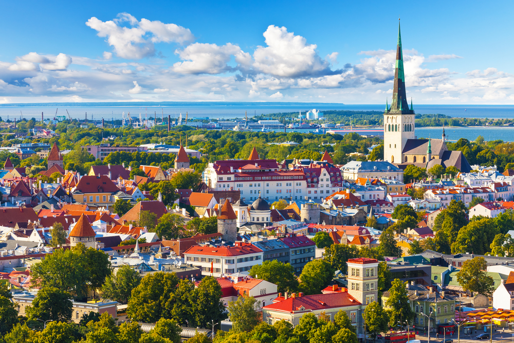 Таллин станет зеленой столицей Европы в 2023 году.Вокруг Света. Украина