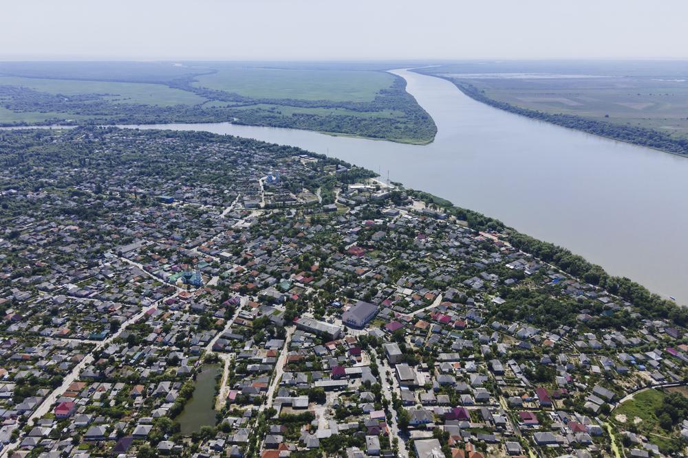 Вилково: «украинская Венеция» на 70 островах.Вокруг Света. Украина