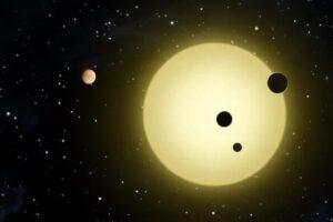 Между скалистыми планетами и их звездами есть сложная химическая связь