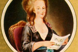 Казненная на гильотине королева Франции оставила секретные любовные письма
