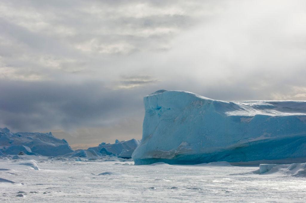 На Южном полюсе закончилась самая холодная зима за всю историю наблюдений.Вокруг Света. Украина
