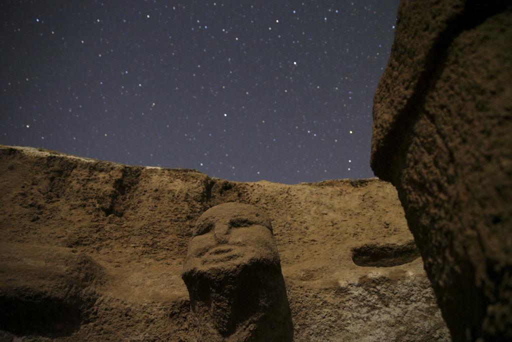 Уникальная находка в турецком Карахан-Тепе: скульптуры, которым 11 тыс. лет, доказывают высокий уровень цивилизации в неолите.Вокруг Света. Украина