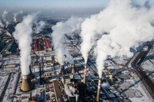 В 20 самых богатых странах мира резко выросли выбросы СО2