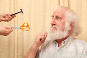 Почему у мужчин брови с возрастом густеют