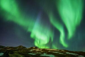 Огни Авроры: как образуется Северное сияние?
