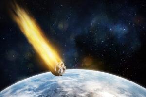 Частые столкновения с астероидами замедлили появление кислорода в атмосфере древней Земли