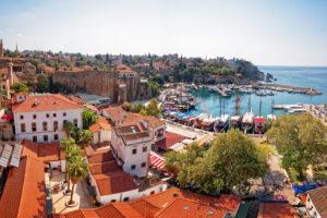 Древняя столица Турецкой Ривьеры: что посмотреть в Анталье