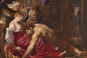 Искусственный интеллект утверждает, что «Самсон и Далила» Рубенса — подделка