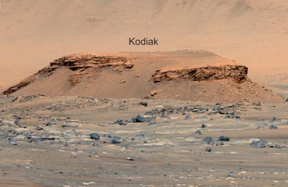 Perseverance нашел доказательства существования на Марсе древнего озера.Вокруг Света. Украина