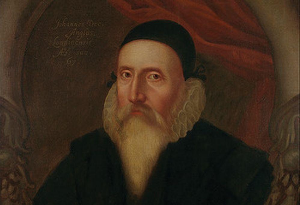 «Зеркало духов» оккультиста XVI века Джона Ди было изготовлено ацтеками.Вокруг Света. Украина