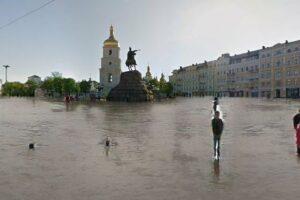 Искусственный интеллект покажет вашу улицу во время наводнения