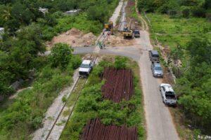 В Мексике при строительстве железной дороги обнаружили десятки тысяч артефактов майя